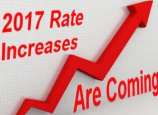 california health insurance rate increases 2017