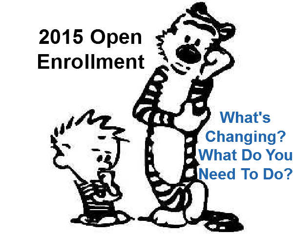 Don't Be Puzzled By The 2015 Open Enrollment Period