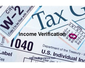 Covered California requires Income Verification Authorization