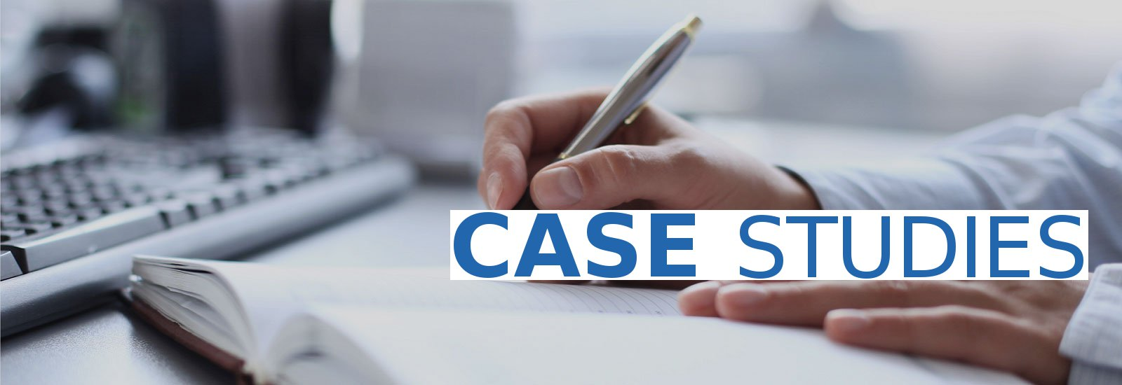 Case Studies Banner