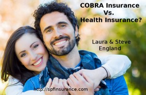 Cobra insurance California versus Obamacare health insurance