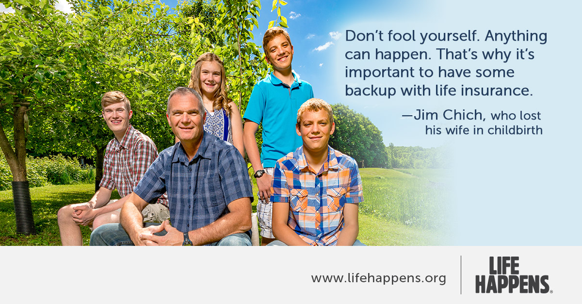 Life Insurance for life's uncertainties